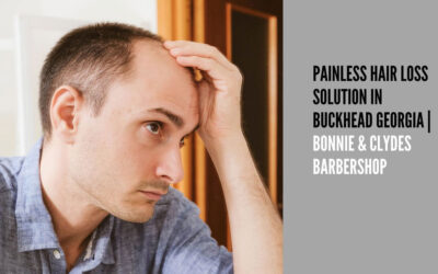 Buckhead Hair Loss Solutions | Hair Toppers For Men